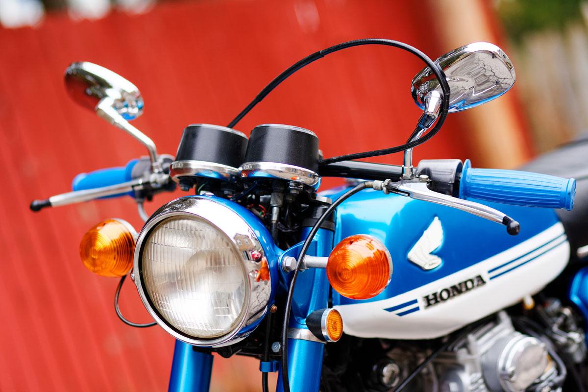 Spesifikasi Honda CB175 Twin