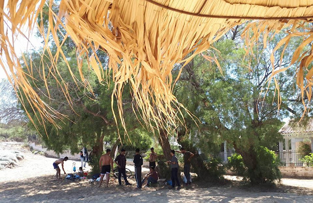 Η ΑΠΟΛΥΤΗ ΞΕΦΤΙΛΑ! Παραλία στο ΛΑΥΡΙΟ για τους ΛΑΘΡΟ! Γίναμε μειονότητα στην ίδια μας τη ΧΩΡΑ! Σε λίγο θα τους δώσουν και την ΑΚΡΟΠΟΛΗ! ΕΛΕΟΣ!