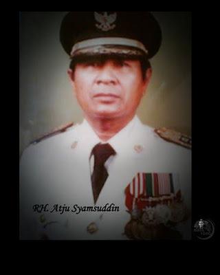 Kolonel TNI AD (Purn.) RHA Syamsuddin, Bupati Subang Ke 1 & Ke 2