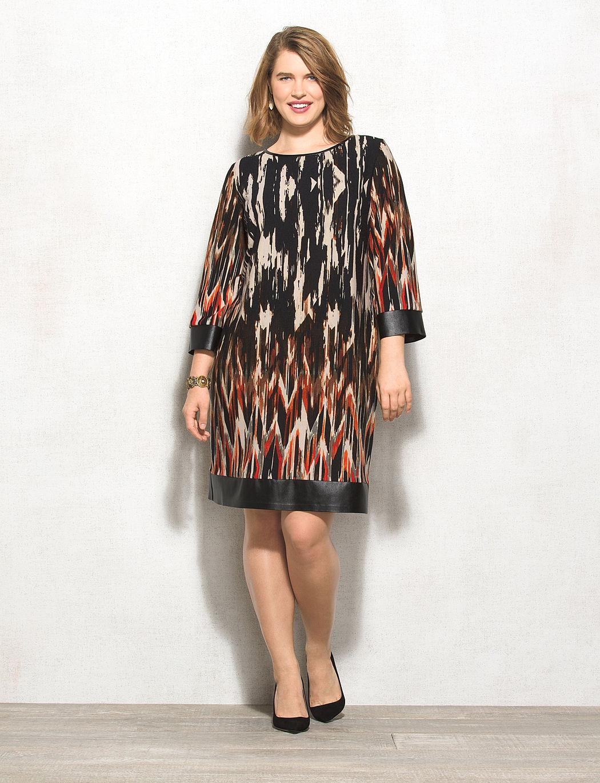 Pinterest vestidos casuales para gorditas