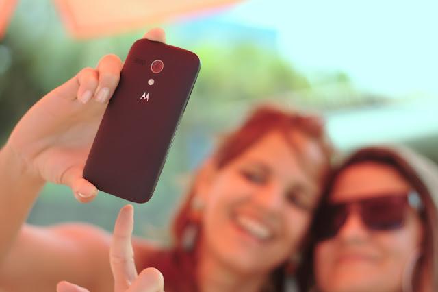 4 trucs pour faire les meilleurs selfies
