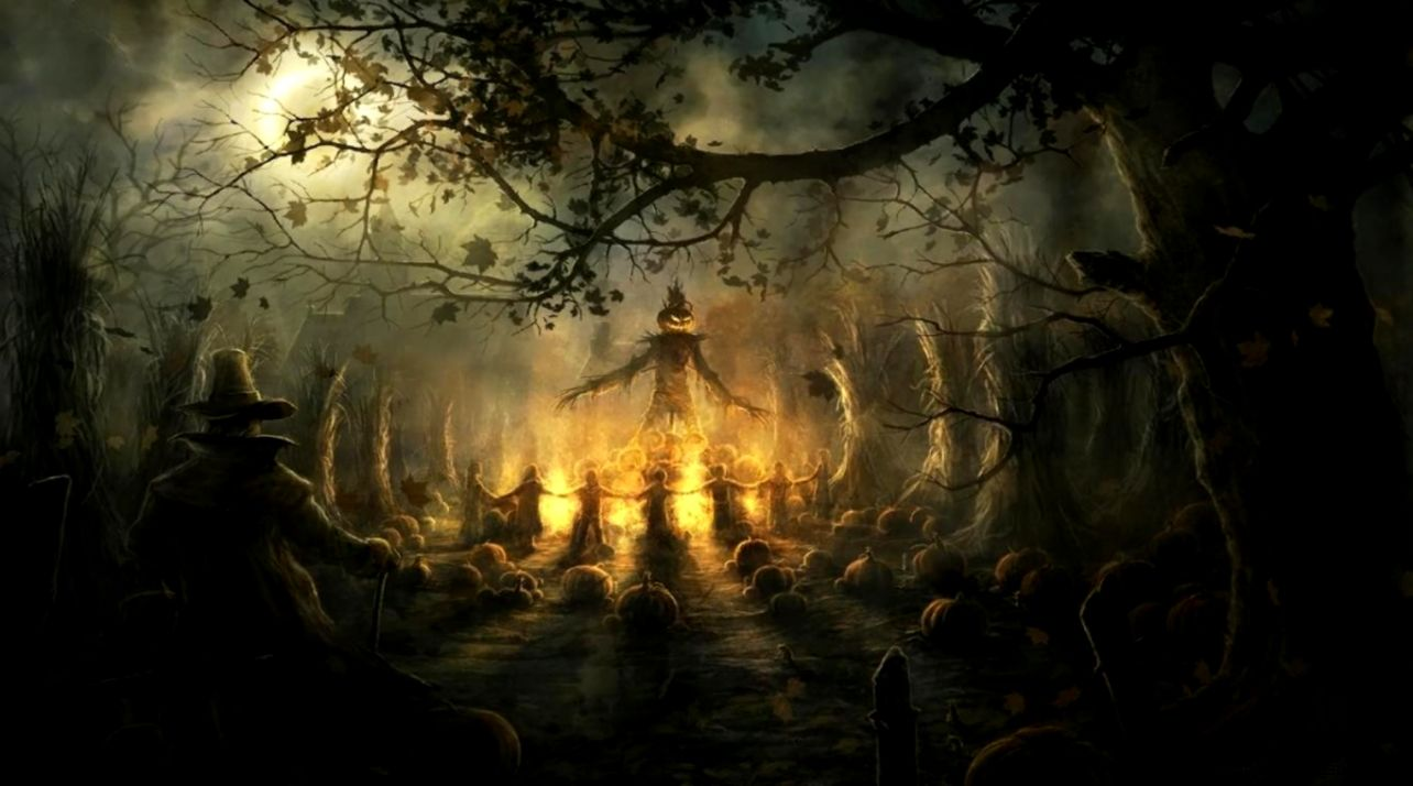 Scary halloween this wallpapers - Scary halloween wallpaper ...