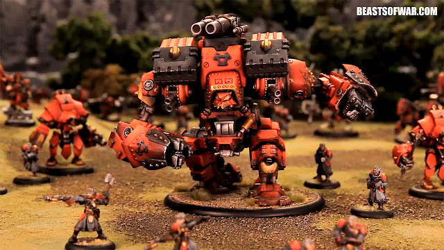 Privateer Press WARMACHINE Collosals Preview photo