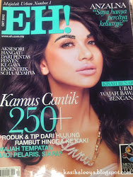 FEATURED IN EH! MAGAZINE 2012