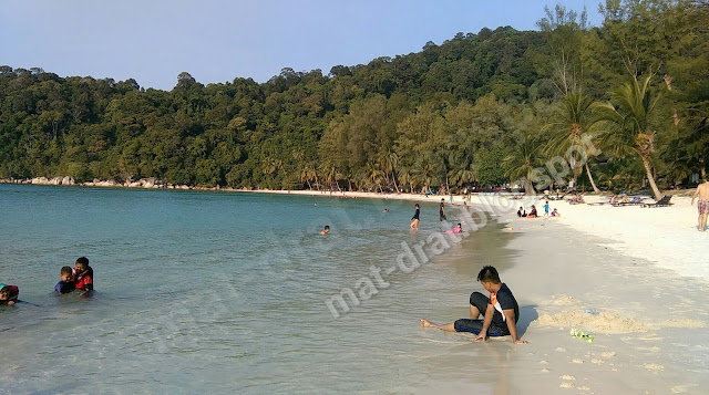 Teluk Pauh Perhentian Island Resort , Pulau Perhentian Besar