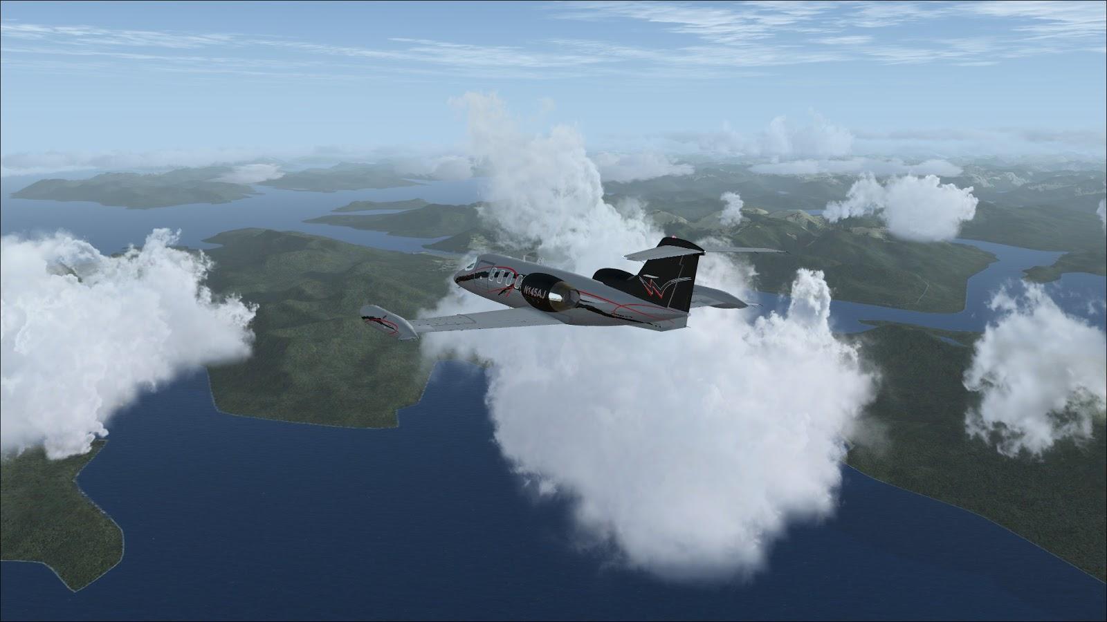 Around the World Adventure inside FSX: SE Flight Simulator