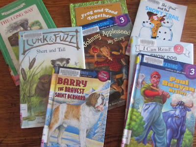 What Reading Time Looks Like in My Homeschool-the answer to a frequently asked reader question {The Unlikely Homeschool}