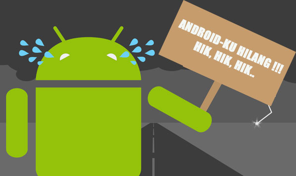 Inilah Cara Melacak Android Yang Hilang Atau Dicuri Orang Tanpa Install Aplikasi Apapun tomsheru