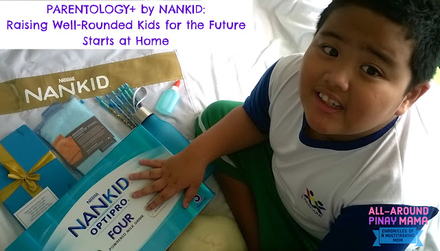 SJ Valdez, Press Release, Parentology, Nankid, Reshape The Future, Bloggers Philippines, Nankid Optipro Four, Nankid Optipro HW Four, All-Around Pinay Mama blog, Best Milk