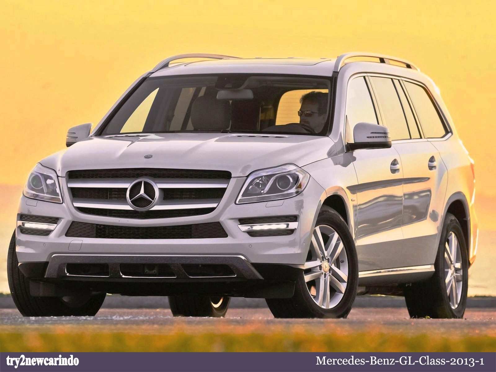 Try2newcarindo: 2013 Mercedes-Benz GL-Class