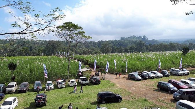 Area Parkir Air Terjun Telunjuk Raung