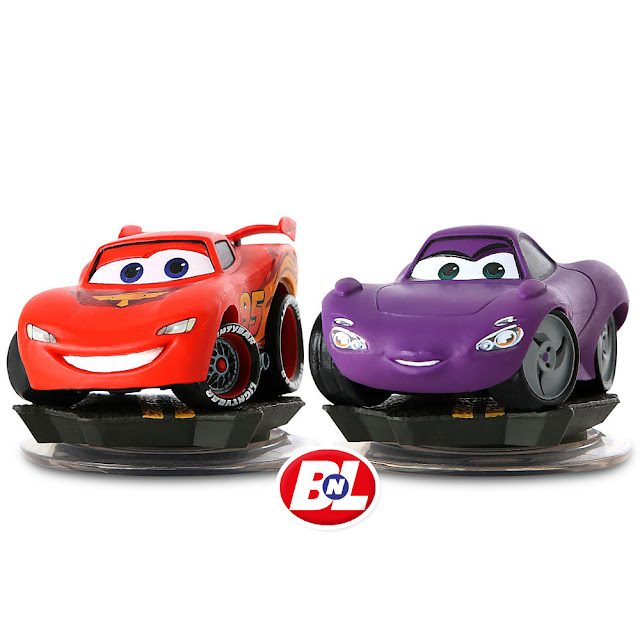 WELCOME ON BUY N LARGE: Cars 2: Disney Infinity Cars Play