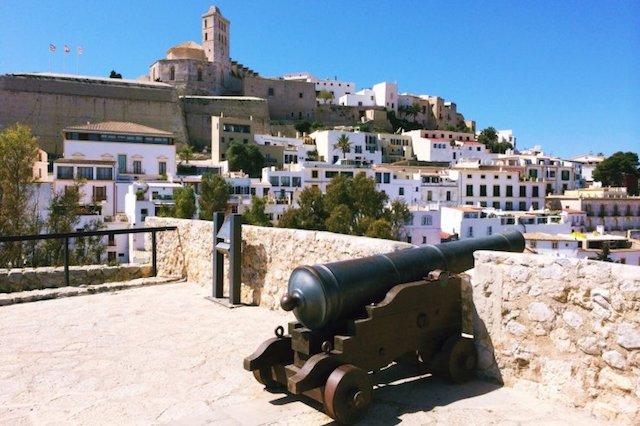 Dalt Vila em Ibiza