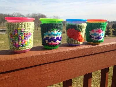 Easter Cup Cozies by Creative Threads by Leah