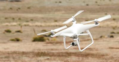 Kelebihan Drone DJI Phantom 4 - OmahDrones