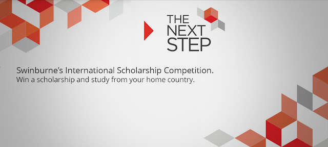 Swinburne International Scholarship Competition