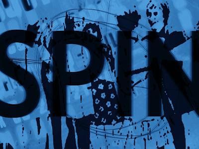 zephyr blue spin wallpaper
