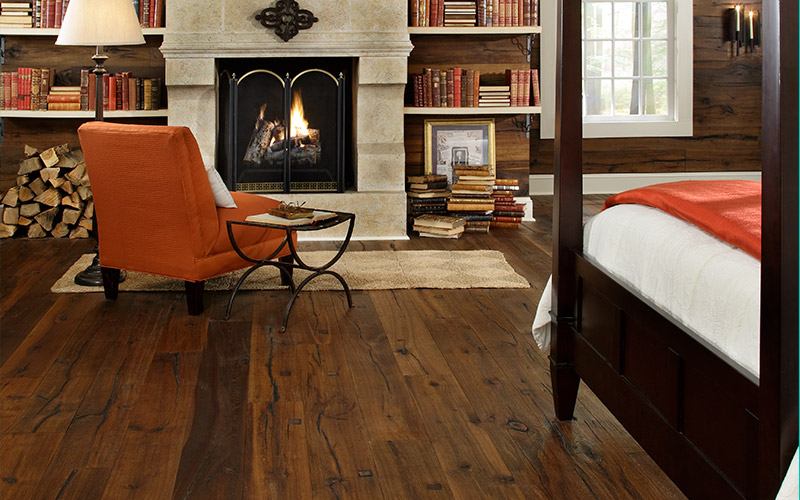 Popular Indianapolis hardwood floor choices