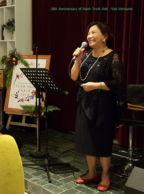18th anniversary of Hanh Trinh Viet - Viet Ventures at MH Bistro