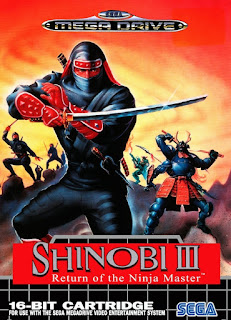 Shinobi III: Return of the Ninja Master+consola+portable+art+cover