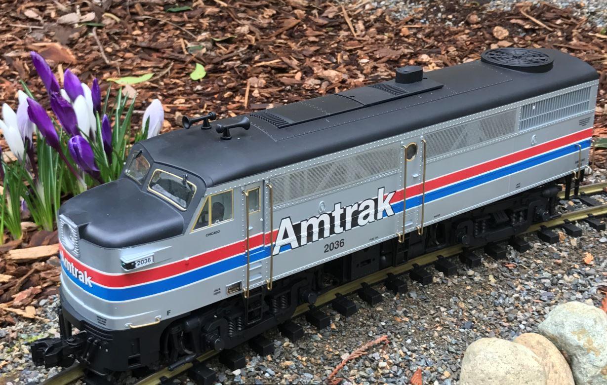 Palouse Elberton And Ainsworth Railroad Locomotive Power Alco Fa