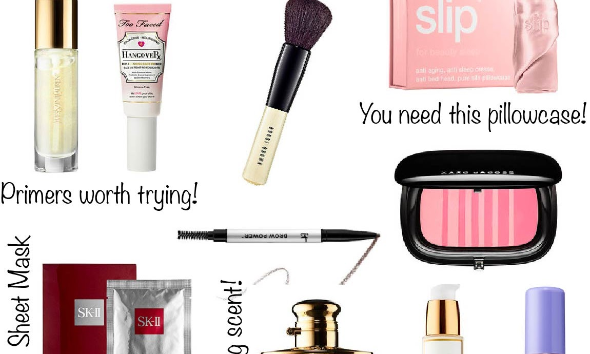 Sephora VIB Sale : What I Bought/ Would Buy