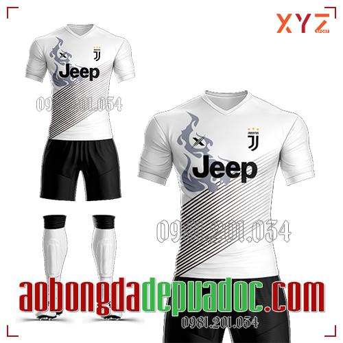 Áo Juventus 2019 Training Mẫu 5