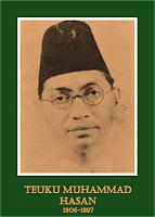 gambar-foto pahlawan nasional indonesia, Teuku Muhammad Hassan