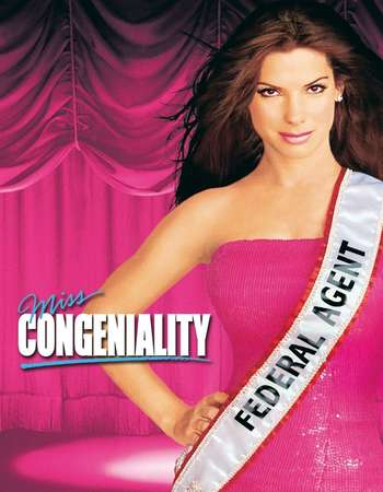 Miss Congeniality 2000 [Hindi – English] Dual Audio 720p BluRay ESubs