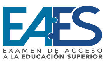 LOGO EAES Examen de Acceso a la Educación Superior