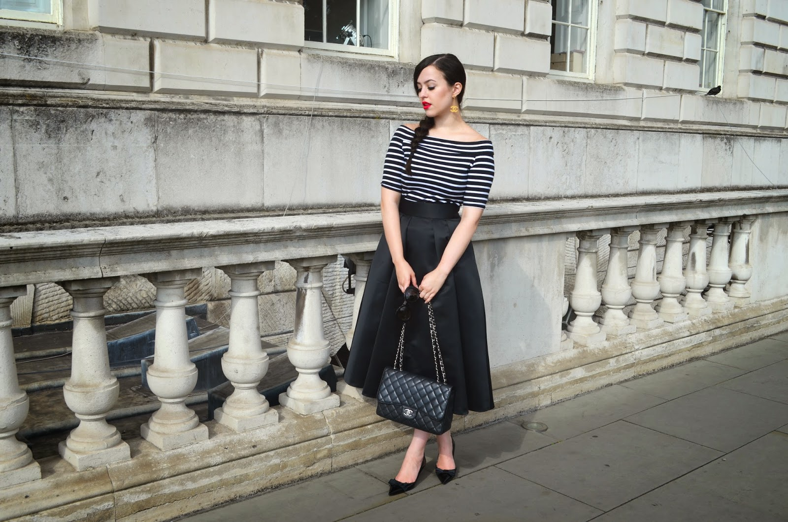 Date outfit london