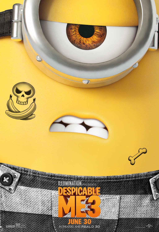 Minion Wallpaper Iphone 5 Despicable Me 3 Trailers Tv Spots Clips Featurettes