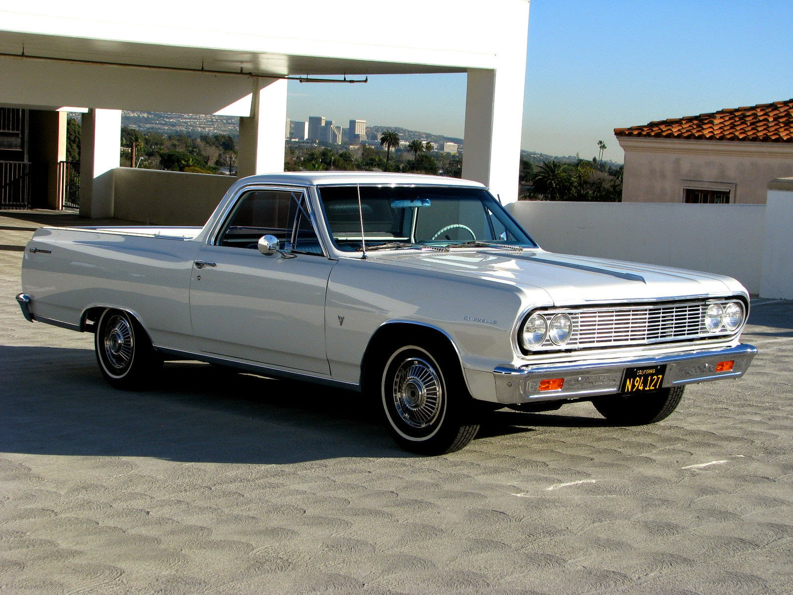 All American Classic Cars 1964 Chevrolet Chevelle El Camino 1982 Wiring Diagram