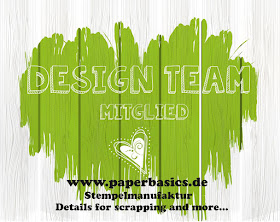 Paperbasics Design Team Member