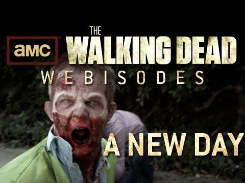 "#WebSeries (The Walking Dead) Webisode 1 ""A New Day"" - AMC"