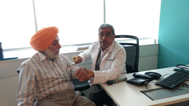 Columbia Asia Hospitals Patiala Conducts 2 Day Health Camp for People with Brain related Diseases and Disorders