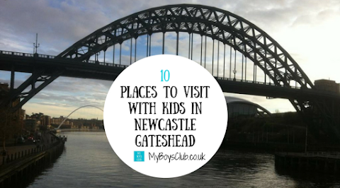 10 Places To Visit With Kids in NewcastleGateshead