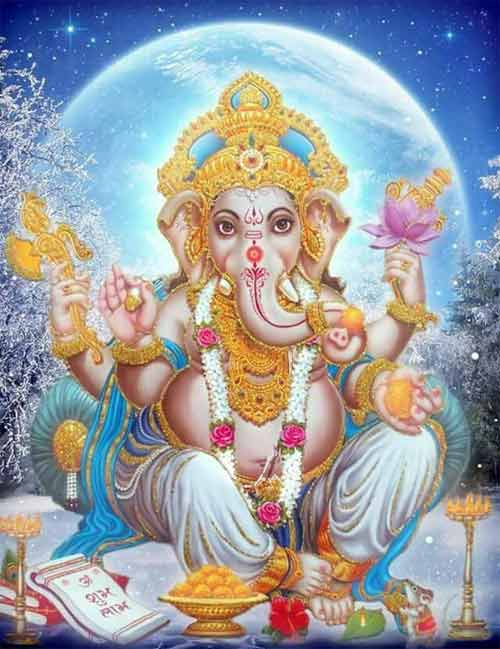 Pathar Chath Moon - Kalank Chaturthi
