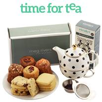 afternoon tea set from online retailer Moonpig.com