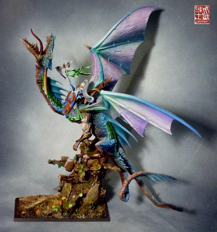 [Vente] Armée scyrah et hauts elfes P1100114