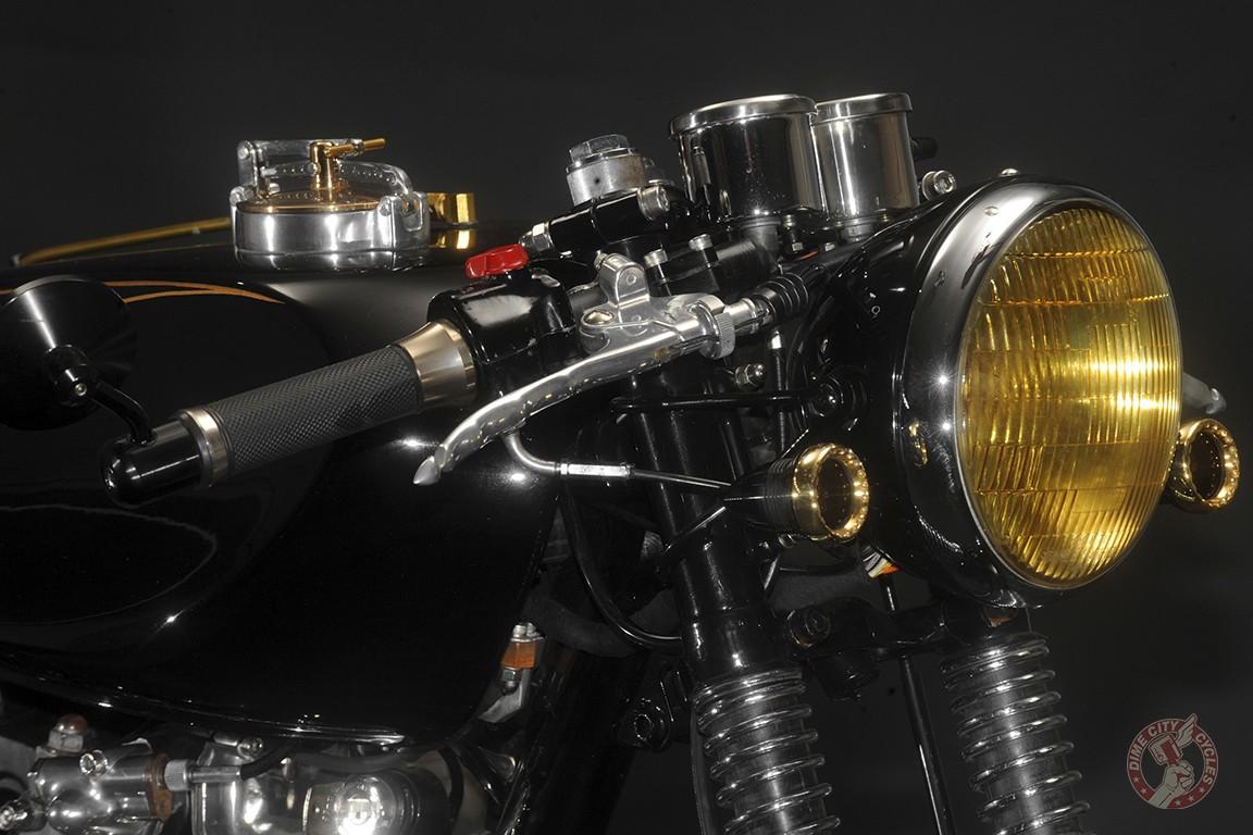 Honda 12v Brake Tail Light Assembly CB750 GL1000 CB500 CB550 CB350 CB450
