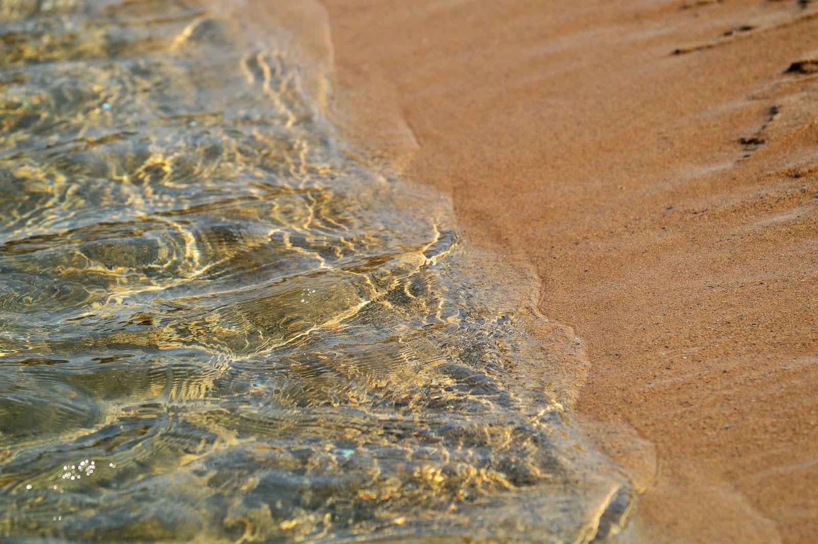 Plage de Donnant, côte sauvage, Belle-Ile-en-mer