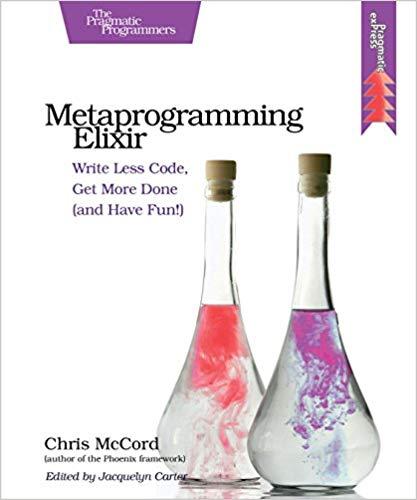 Metaprogramming Elixir front cover