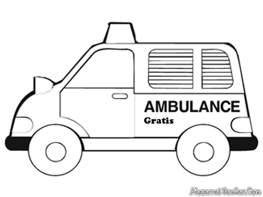 9400 Contoh Gambar Mobil Ambulance HD