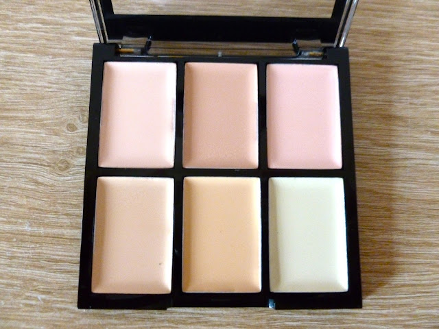 Freedom Pro Conceal And Correct Palette
