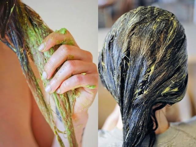 كيفية تطويل الشعر في يوم واحد