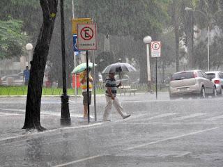 Aesa registra chuvas em 72 cidades e maior índice pluviométrico em Areia