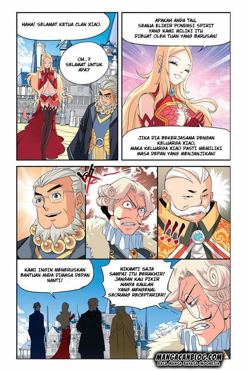 Battle Through the Heavens Chapter 13-45
