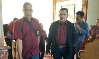 Akhirnya Gubernur Kalbar Cornelis Tinggalkan Aceh