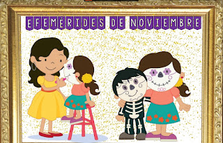 Efemérides Noviembre